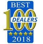 Best 100 Dealers 2016
